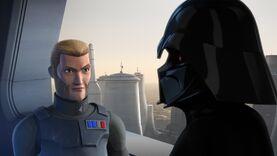 Darth Vader report
