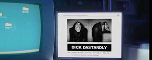 Dick Dastardly Mugshot
