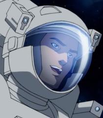 Henshaw the Astronaut