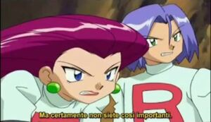 Jessie and James are Mad (Mewtwo Returns)