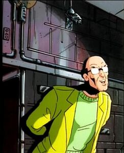 Professor XMA