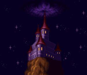 Sorcerer Pete's Castle