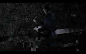 Teen Wolf Season05 Episode02 Parasomnia Theo at the bridge