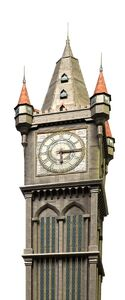 The Castle Clock Tower