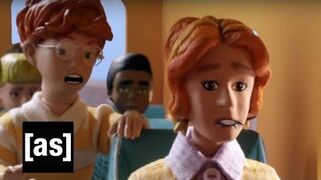 The Magic School Bus - Robot Chicken - Adult Swim