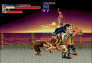 Abigail's stage from the original Final Fight