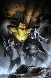 Batman Eternal Vol 1 18 Textless