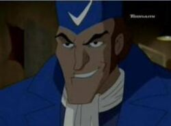 Captain boomerang jlu2