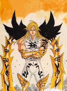 Demon King Meliodas color