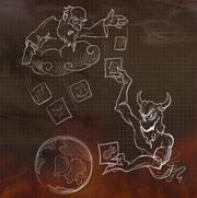 Doodle-devil
