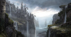 Dragonstone by jordigart-d56u1gg