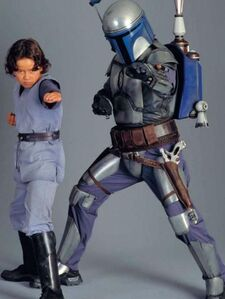 Jango And Boba
