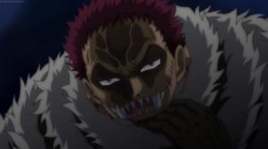 Katakuri's Face