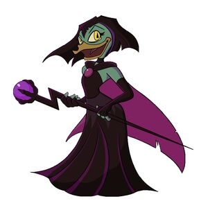 Magica the Witch