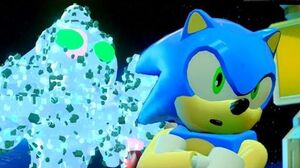 Sonic The Hedgehog Defeat Chaos The Final Boss Fight, THE END LEGO Dimensions 4k UHD 2160p