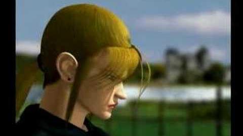 Tekken 2 Nina Williams - Cemetary