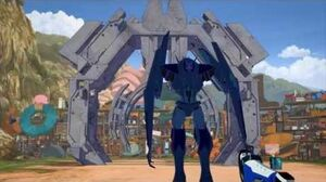 Transformers Robots in Disguise - The Return of Soundwave