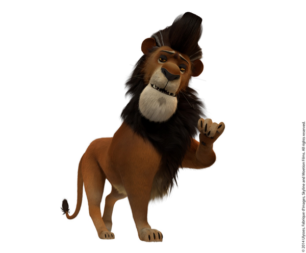 Where Have All Monarchs Gone >> Lion Captain | Villains Wiki | FANDOM powered by Wikia