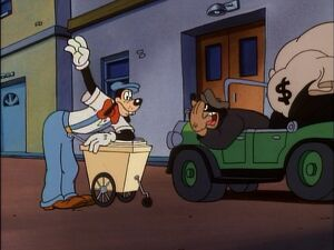Beagle Boys Goof Troop