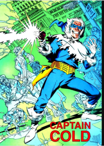 Captain Cold 007