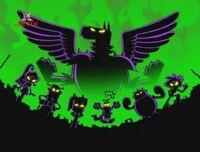 Eradicus' Army of Villains