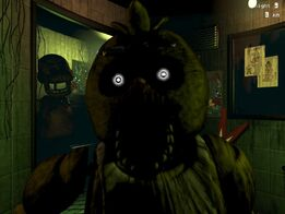 Phantom chica s fnaf3 jumpscare by gold94chica-d8k7wto