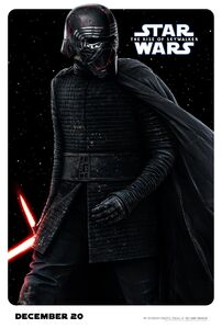 Star Wars The Rise of Skywalker - Kylo Ren