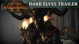 Total War WARHAMMER 2 – Dark Elves In-Engine Trailer