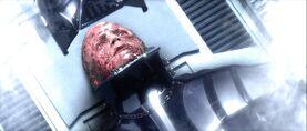 Vader masked