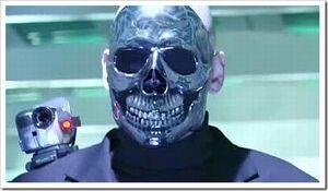 Chrome skull tLaid toRest 2 4