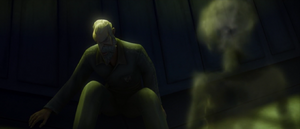 Count Dooku feigning