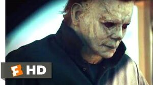 Halloween (2018) - Bathroom Bloodshed Scene (2 10) Movieclips