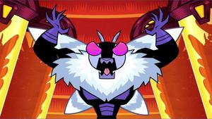 Killer Moth is Evil
