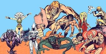 Savage Land Mutates (Earth-616)