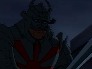 Silver Samurai (Wolverine and the X-Men)