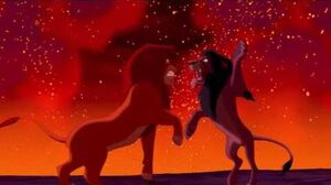 The Lion King Final Battle HD