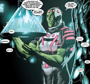 Brainiac New Earth 012