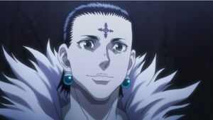 Chrollo's initial appearance