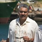 DHS- General Medrano in 007 Quantum of Solace