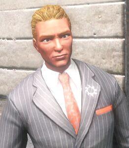 Dane Vogel cut homie model Saints Row IV
