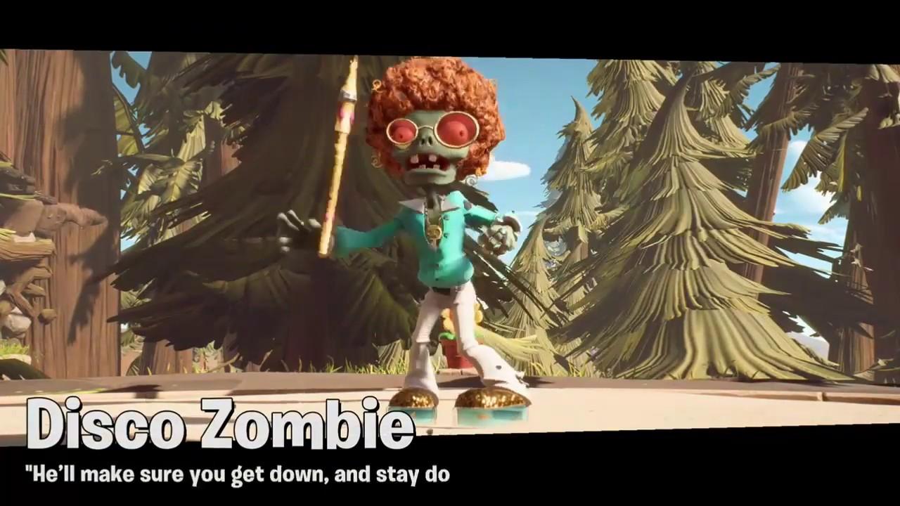 Disco Zombie BfN