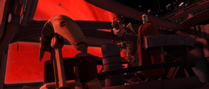 Dooku Grievous bridge