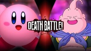 Kirby VS Majin Buu DEATH BATTLE!