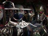 Wraiths (Mortal Kombat)