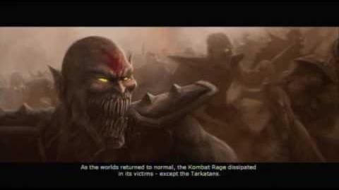 Mortal Kombat VS DC Universe Baraka's Ending