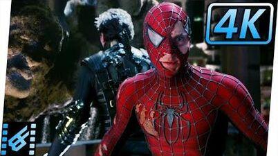 Spider-Man & New Goblin vs Venom & Sandman (Part 2) Spider-Man 3 (2007) Movie Clip