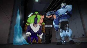 Batman Unlimited- Mech vs
