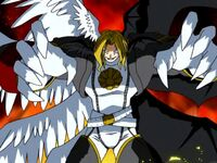 Evil Lord Lucemon