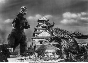 Godzilla-raids-again-godzilla-anguirus