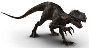Indoraptor Artwork